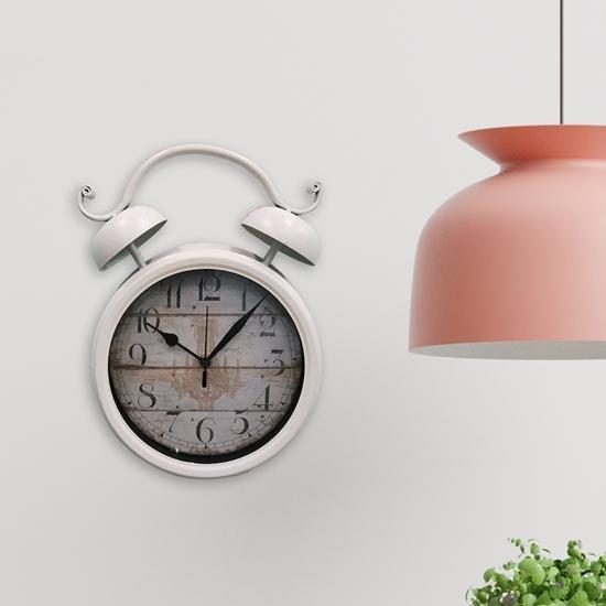 صورة Wall Clock - 23 x 31 Cm