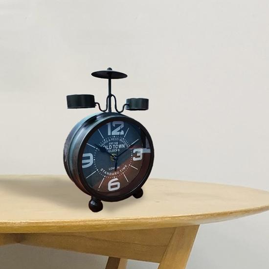 صورة Table Clock - 16 x 22 Cm