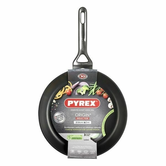 صورة Pyrex - Origin + Non-Stick Aluminium Induction Frying pan - 24 Cm