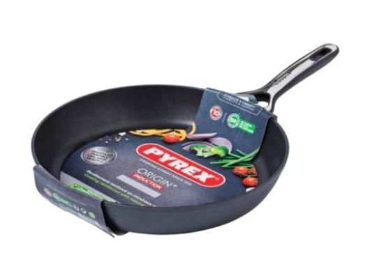 صورة Pyrex - Origin + Non-Stick Aluminium Induction Frying pan - 26 Cm