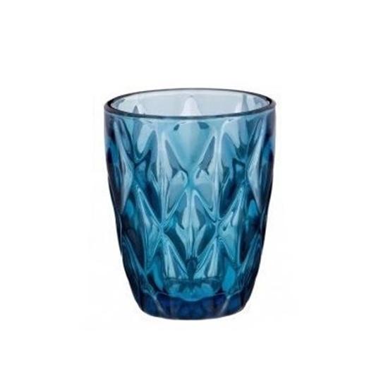 صورة Blue Glass - 8 x 10 Cm