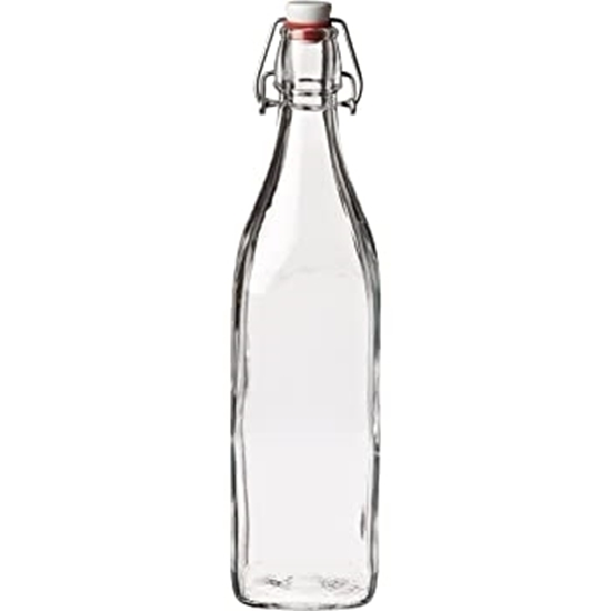 Picture of Bormioli Rocco - Swing Top Bottle Clear, 1L